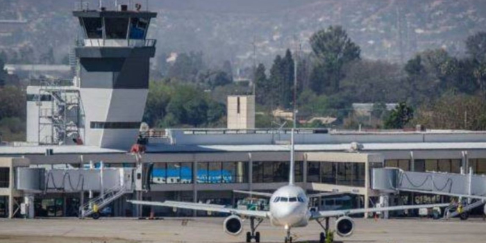 Suspendieron los vuelos con destino a Salta
