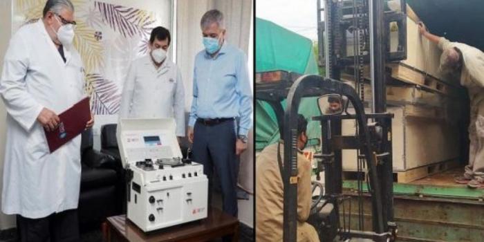 Por fin Orán podrá extraer plasma para pacientes con...