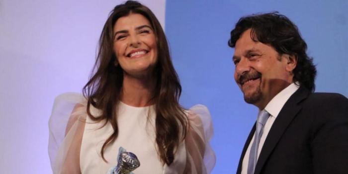 Gustavo Sáenz y Bettina Romero tienen una relación...
