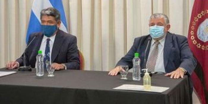 El Secretario de Salud esta en situación crítica, confirmó...