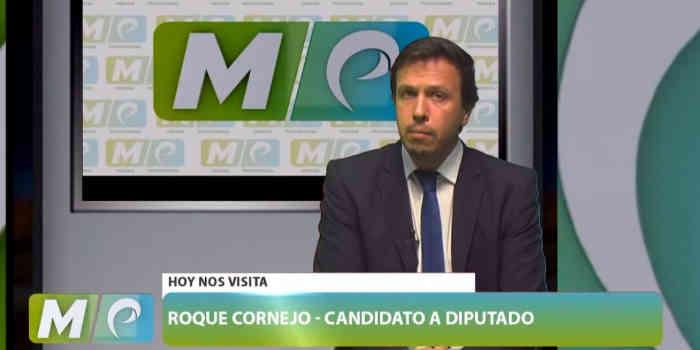 Roque Cornejo no votará proyectos que creen más impuestos para Salta