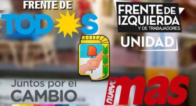 Salta tendrá siete frentes electorales para las elecciones del 4 de julio