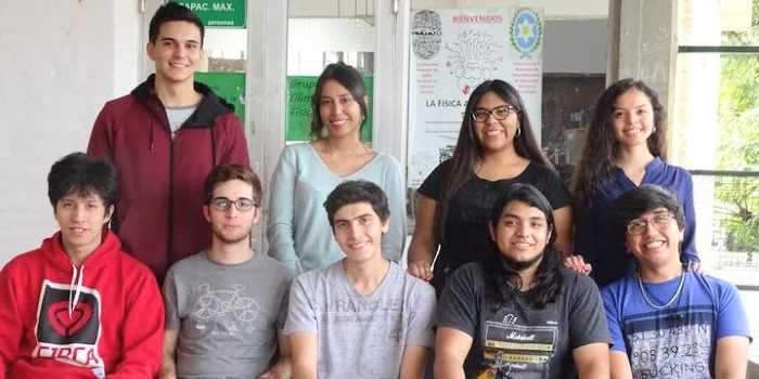 Salta, con 9 estudiantes en institutos de física