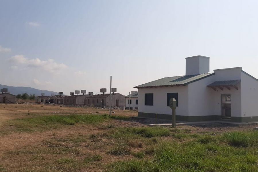 Campo Quijano: el IPV construye 24 casas de dos y tres dormitorios